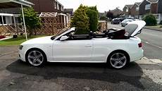 audi a5 cabriolet convertible 8f roof closing with remote youtube