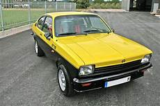 1977 opel kadett c gte sold car and classic