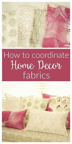home decor fabrics how to choose coordinating home decor fabrics two purple