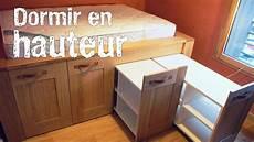 montage d un lit estrade