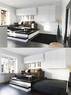 platzsparende möbel schlafzimmer schrankbett designer m 246 bel wei 223 es wandregal system