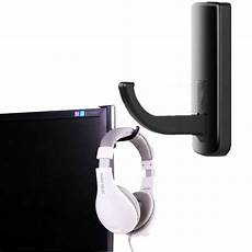 Universal Earphone Headphone Headset Storage by Universal Headphone Headset Earphone Holder Hanger Wall Pc