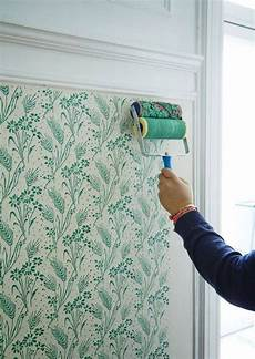 Wand Streichen Muster - you won t believe it s not wallpaper floral patterns