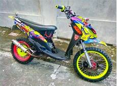 Mio Babylook Simple by Modifikasi Mio Terbaru 2019 Simple Thailook Sporty