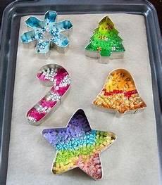 Bügelperlen Kreative Ideen - kreative diy bastelideen f 252 r weihnachtsbasteln mit kindern