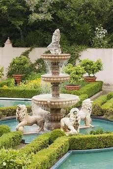 italian renaissance garden stock image image of beautiful zealand 35849585
