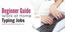 jobs online beginner guide work at home online typing jobs