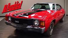 1972 Chevrolet Chevelle Ss Clone Freshly Rebuilt 350 V8