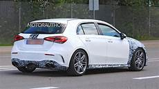 2020 mercedes amg a45 hatchback and