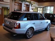 22 Quot Vossen Vvs 082 On 2009 Range Rover Sport Supercharged