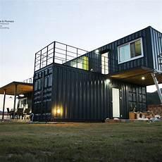 häuser aus container wohnen im container conhouse