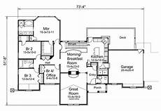 atrium ranch house plans atrium ranch home plan 57226ha architectural designs