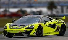Mclaren 570s Gt4 Set To Make Racing Debut At Daytona