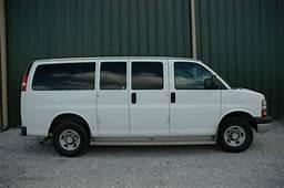 Buy Used 2007 Chevrolet Express 3500 LT Extended Passenger