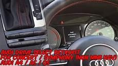 audi drive select audi drive select button retrofit for concert symphony