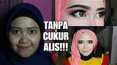 Tutorial Makeup Wisuda Tanpa Cukur Alis Yuny Isnaini