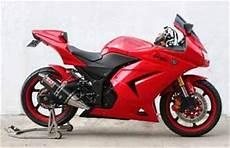 Modifikasi Motor 250 by 2009 Kawasaki 250r Modifikasi Jakarta Bike