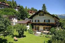 ferienwohnungen landhaus weikert in mittenwald oberbayern