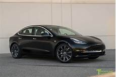 tesla model 3 black tesla model 3 just beat monthly sales record set by model s