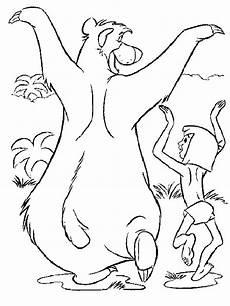 Dschungelbuch Malvorlagen Zum Drucken Ausmalbilder Disney Kostenlos Malvorlagen Zum Ausdrucken
