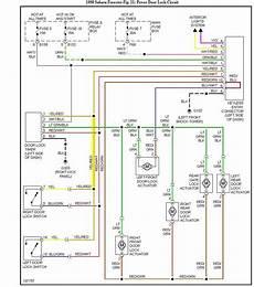 Subaru B4 Wiring Diagram by 1998 Subaru Forester 2 5l Exhaust System