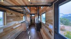 homes with small this tiny house on wheels can fit a family of five