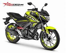 Striping R Modif by Modifikasi Striping All New Vixion R 2017 Thunder