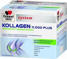 Doppelherz System Collagen 11 000 Plus 30 Pieces Starting