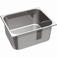 bac à laver inox nosem bacs inox pour saladettes profondeur 150 mm