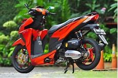 Modifikasi Vario 2017 by 5 Modifikasi Honda Vario 150 Esp Ridergalau
