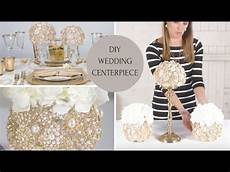 diy brides chagne glasses and a victorian style candle holder wedding decor youtube
