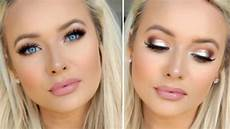 leichtes make up prom makeup tutorial 2017