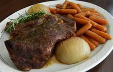 rinderbraten rezept einfach crockpot roast beef recipes