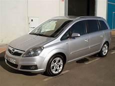 Opel Zafira 7 Sitzer - second opel zafira 7 seater for sale san javier