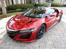 2017 acura nsx only 13 miles like new for sale