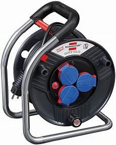 brennenstuhl kabeltrommel solid ip44 25m h05rr f3g1