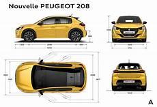 Nieuwe Peugeot 208 Krijgt Slagtanden En Een Elektromotor