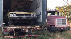 man reveals big american muscle car barn find motorious
