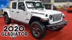2020 jeep gladiator rubicon the wrangler