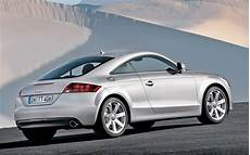 2008 audi tt coupe drive review motor trend
