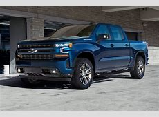 2019 Chevrolet Silverado 1500 First Look: More Models