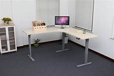 home office furniture vancouver adjustable standing desk shown with a imac 23 quot office