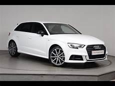 Fm17kgj Audi A3 Tdi S Line Black Edition White 2017