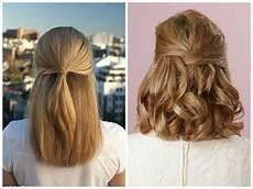 how to do easy hairstyles for medium length hair