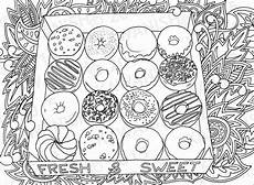 Terbaru 17 Gambar Makanan Kartun Hitam Putih Gani Gambar