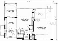 open rail study loft 23399jd architectural designs house plans