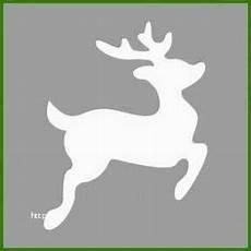 Fensterbilder Weihnachten Vorlagen Rentier 3d Rentier Vorlage Beste Weihnachtsdeko Basteln Zu