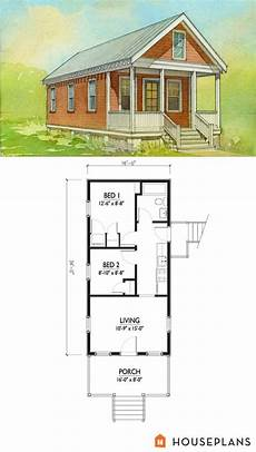 2br house plans small katrina cottage house plan 500sft 2br 1 bath by