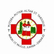 Arti Logo Misdinar St Paulus Juanda