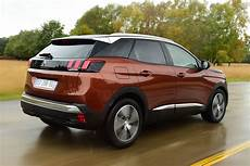 New Peugeot 3008 2016 Uk Review Pictures Auto Express